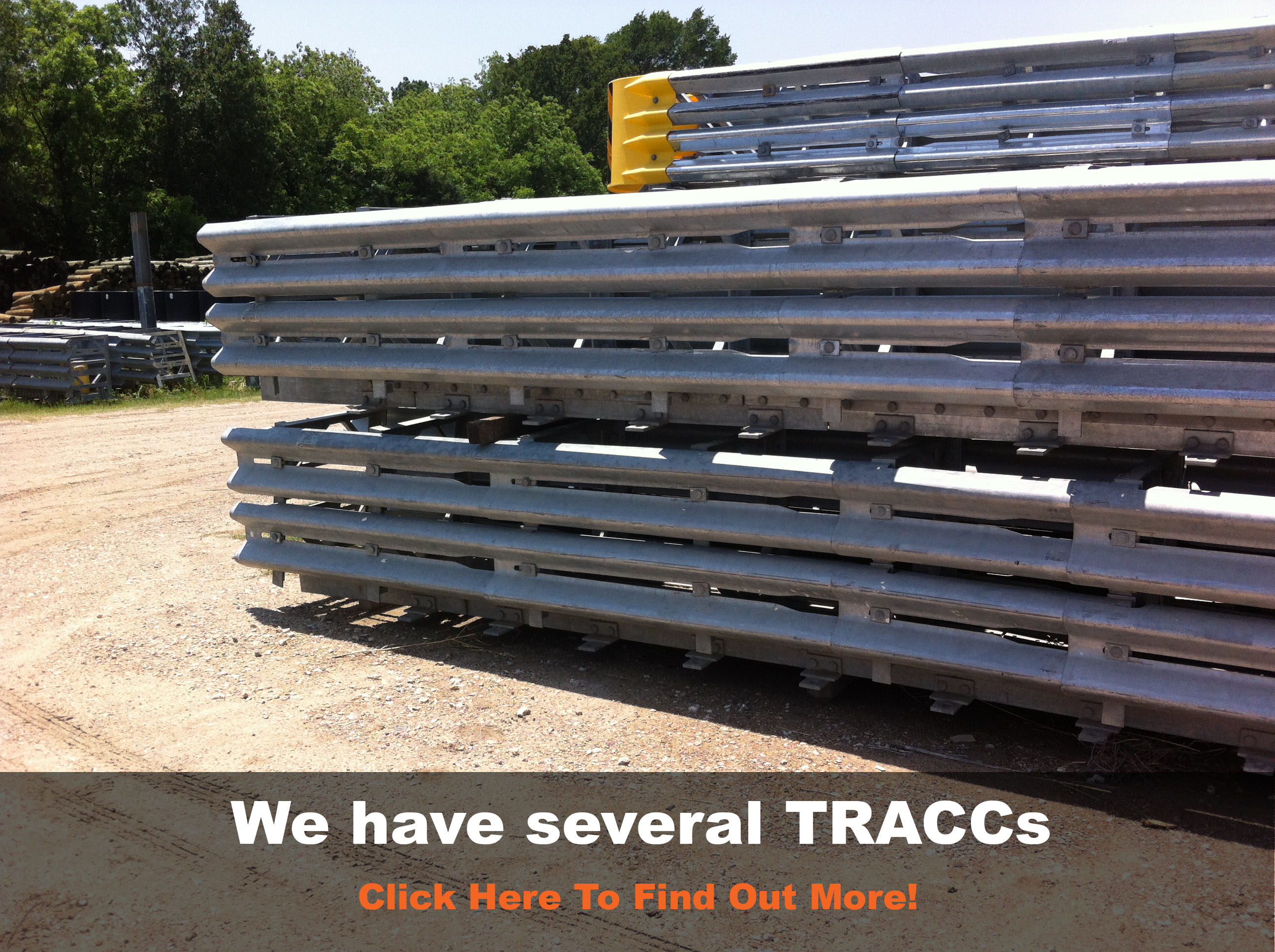 WHERE TO BUY TRACC UNITS